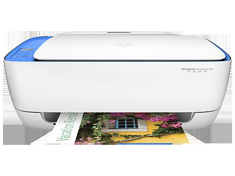 HP DeskJet Ink Advantage 3638 All-in-One Printer