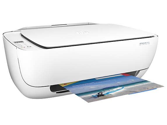 HP DeskJet 3630 All-in-One Printer - Right