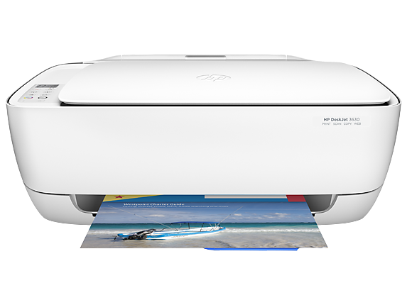 HP DeskJet 3630 All-in-One Printer - Center