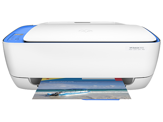 Hp deskjet 3632 all in one printer