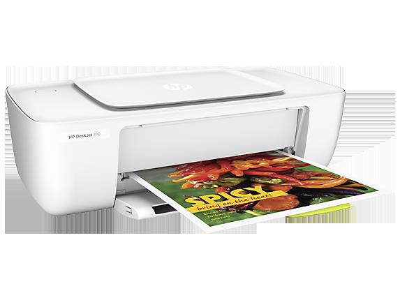 HP DeskJet 1110 Printer - Right