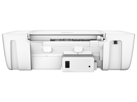 HP DeskJet 1110 Printer - Rear