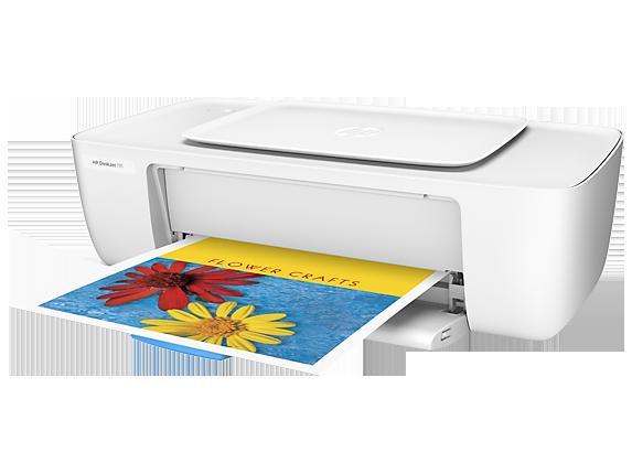 HP DeskJet 1111 Printer - Left
