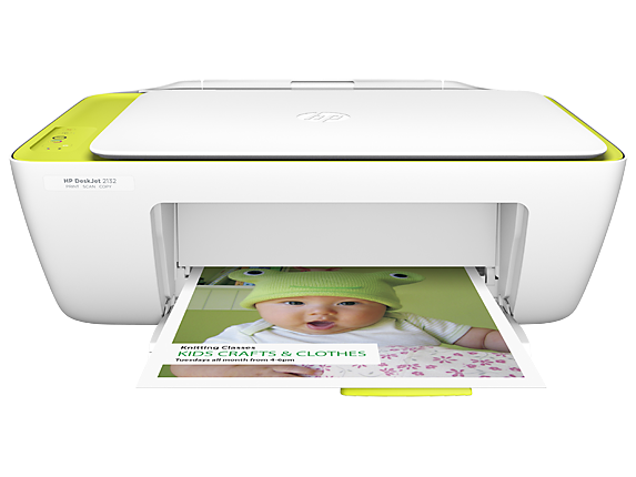 HP® DeskJet 2132 All-in-One Printer (F5S32A)
