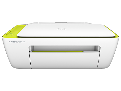 HP DeskJet Ink Advantage 2135 All-in-One Printer Software ...