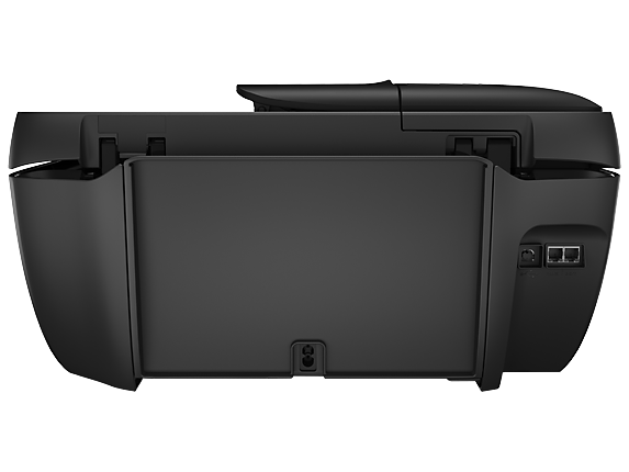 HP OfficeJet 3830 All-in-One Printer - Rear