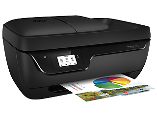 HP OfficeJet 3830 All-in-One Printer - Img_Right_320_240