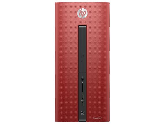 HP Pavilion 550t Intel Quad Core i5 Desktop PC