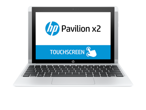 PC separable HP Pavilion 10-n100 x2