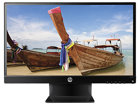 Monitores HP Value de 23 polegadas