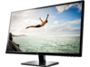 HP 27sv 27-inch LED Backlit Monitor - Left
