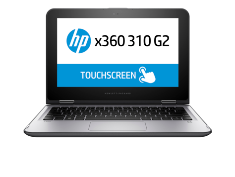 HP x360 310 G2 konvertibel pc
