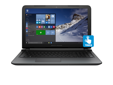 HP Pavilion Notebook - 15t-ab100 CTO (ENERGY STAR)