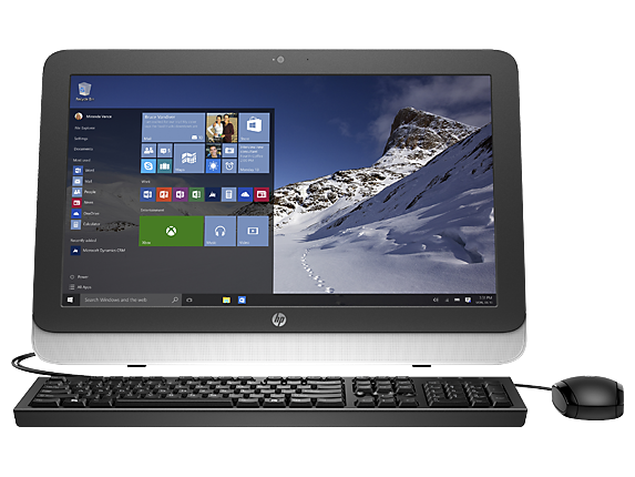HP Essential Home 22tw 23