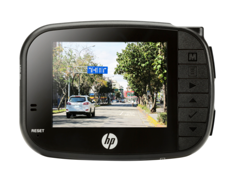 HP f100 Car Camcorder