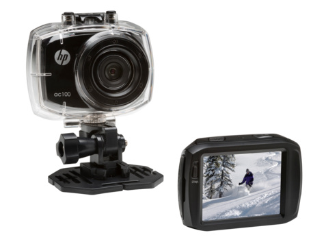 Kamera HP ac100 Action Camera