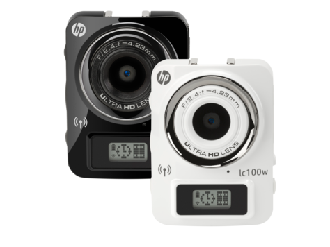 Videocamera mini wireless lc100w HP