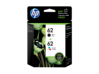 HP 62 2-pack Black/Tri-color Original Ink Cartridges