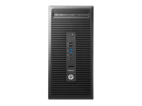 HP EliteDesk 705 G2 Microtower pc