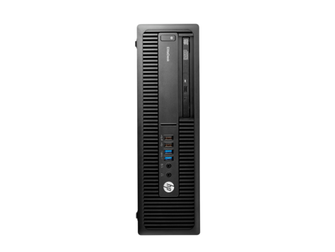 PC HP EliteDesk 705 G2 con factor de forma reducido