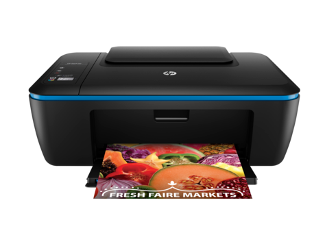 Todo-en-Uno HP DeskJet Ultra Ink Advantage serie 2529