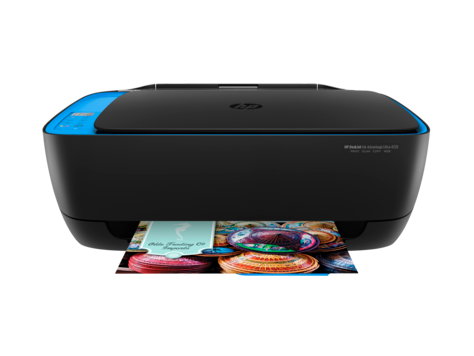 Todo-en-Uno HP DeskJet Ultra Ink Advantage serie 4720