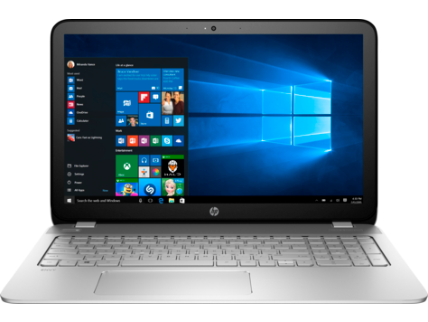 HP ENVY Notebook - 15t-q400 CTO (ENERGY STAR)