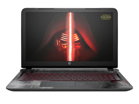 PC Notebook 15-an000 edición especial Star Wars