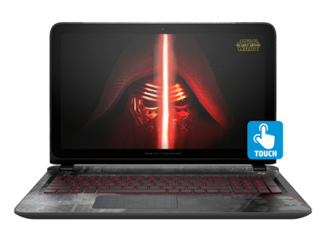 PC Notebook 15-an000 edición especial Star Wars (táctil)