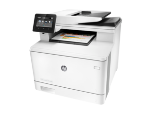 HP Color LaserJet Pro MFP M477fnw - Img_Left_320_240