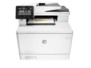 HP Color LaserJet Pro MFP M477fnw - Img_Center_320_240