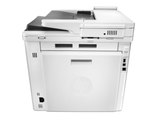 HP Color LaserJet Pro MFP M477fnw - Img_Rear_320_240
