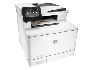 HP Color LaserJet Pro MFP M477fnw - Img_Right_320_240