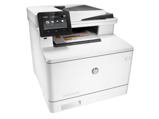 HP Color LaserJet Pro MFP M477fdw - Img_Right_320_240