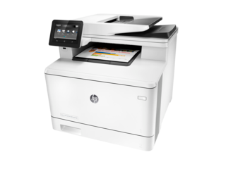 HP Color LaserJet Pro MFP M477fdn - Img_Left_320_240