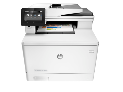 Hp Color Laserjet Pro Mfp M477fdn Software And Driver Downloads