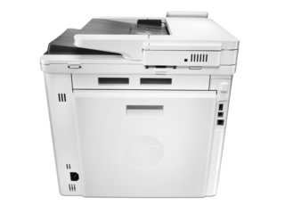 HP Color LaserJet Pro MFP M477fdn - Img_Rear_320_240