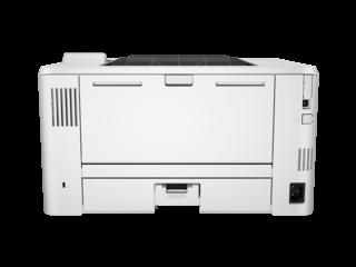 HP LaserJet Pro M402n - Img_Rear_320_240