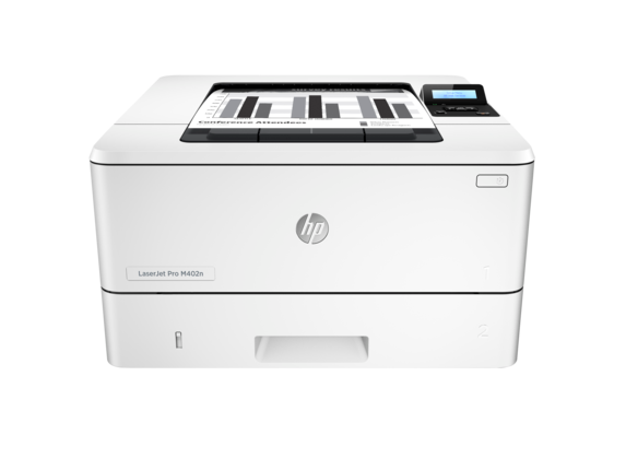 HP LaserJet Pro M402n - Center