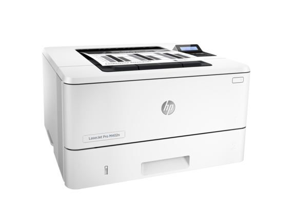HP LaserJet Pro M402n - Right