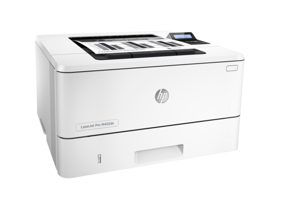 HP LaserJet Pro M402dn - Right
