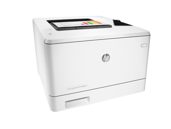 HP Color LaserJet Pro M452dw - Right