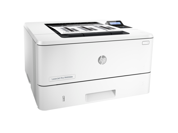 HP LaserJet Pro M402dw - Right