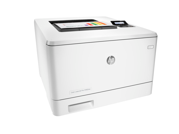 HP Color LaserJet Pro M452nw - Right