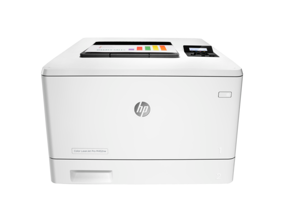 HP Color LaserJet Pro M452nw - Center