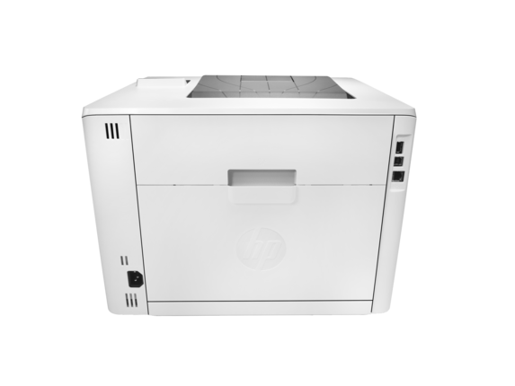HP Color LaserJet Pro M452nw - Rear
