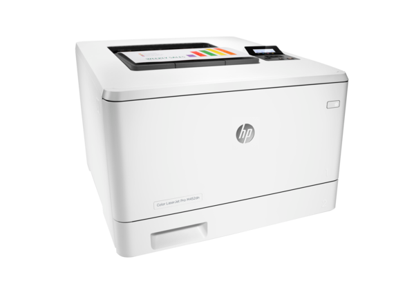HP Color LaserJet Pro M452dn - Right