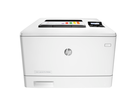 HP Color LaserJet Pro M452dn - Center
