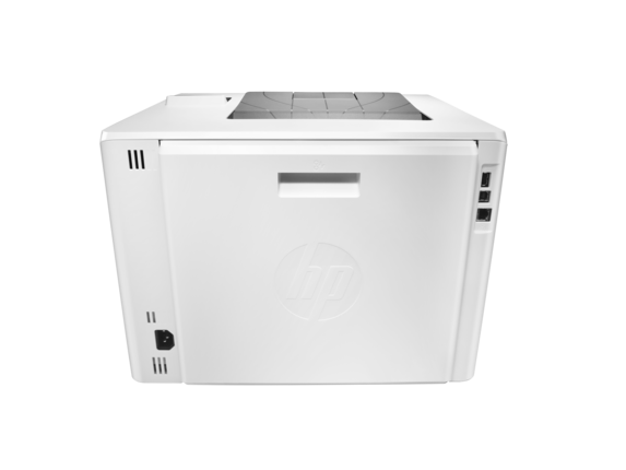 HP Color LaserJet Pro M452dn - Rear