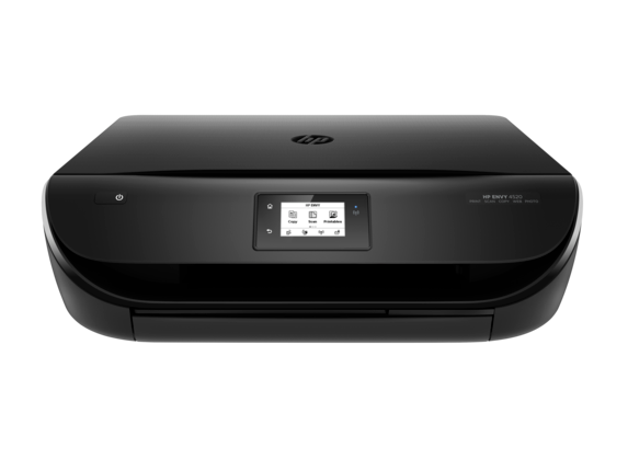 HP ENVY 4520 All-in-One Printer - Center